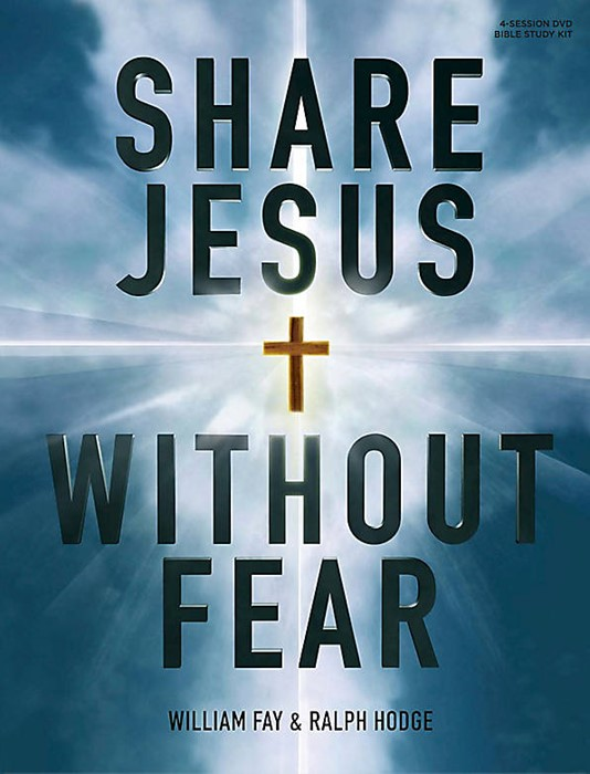 Share Jesus Without Fear Leader Kit (Mixed Media Product)