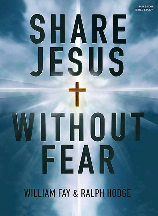 Share Jesus Without Fear Bible Study Book (Paperback)