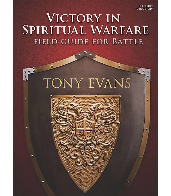 Victory in Spiritual Warfare Bible Study Book (Paperback)