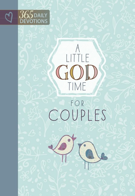 Little God Time For Couples, A (Hard Cover)