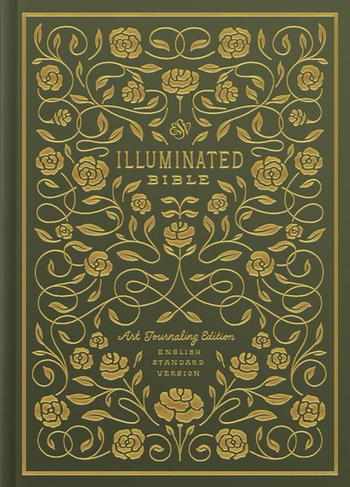 ESV Illuminated Bible, Art Journaling Edition (Hard Cover)