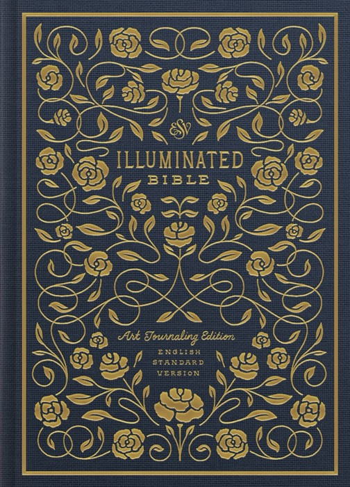 ESV Illuminated Bible, Art Journaling Edition (Hard Cover)