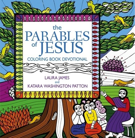 The Parables of Jesus Colouring Book Devotional (Paperback)