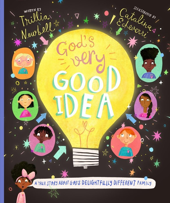 God's Very Good Idea (Hard Cover)