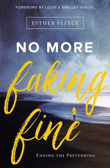 No More Faking Fine (Paperback)