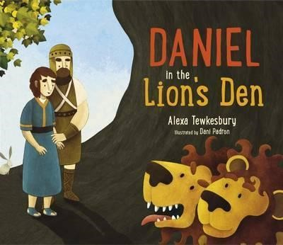 Daniel in the Lion's Den (Paper Back)