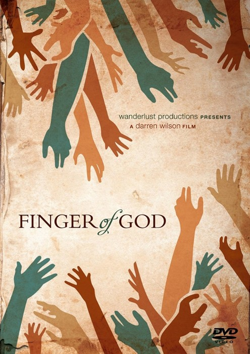 Finger of God DVD (DVD Video)