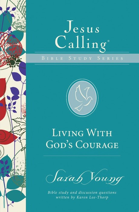 Living With God's Courage (Paperback)
