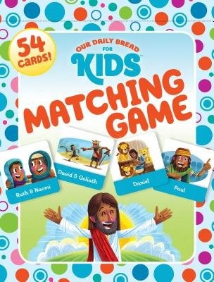 Our Daily Bread for Kids Matching Game (Game)