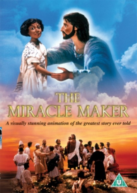 The Miracle Maker DVD (DVD)