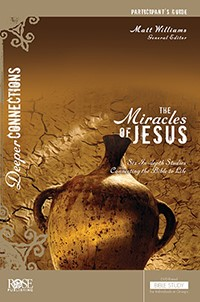 The Miracles Of Jesus Participant Guide (Paperback)