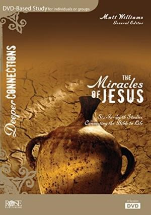Miracles of Jesus 6-Session DVD Study & Participant Guide (Mixed Media Product)