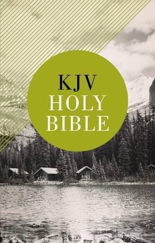 KJV Value Outreach Bible, Lake, PB (Paperback)