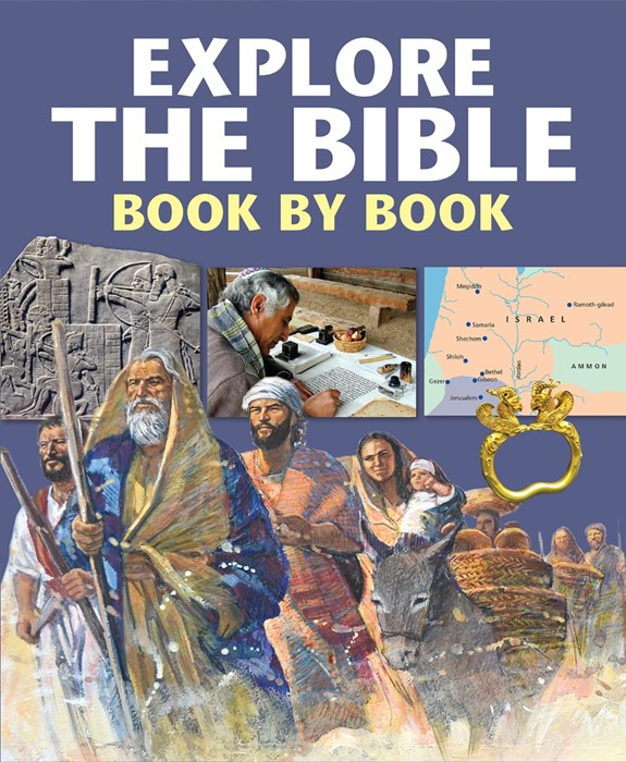Explore The Bible Book By Book (Hard Cover)