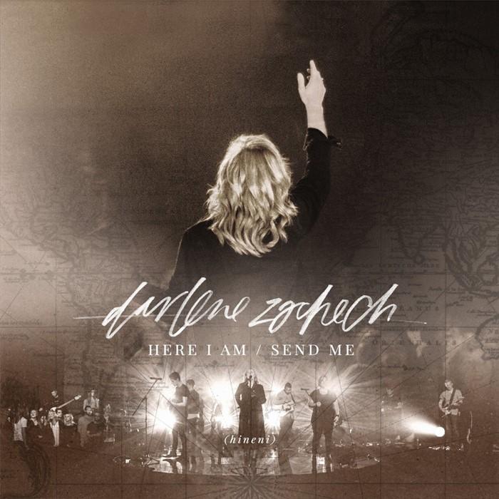 Here I Am Send Me (Live) CD (CD-Audio)