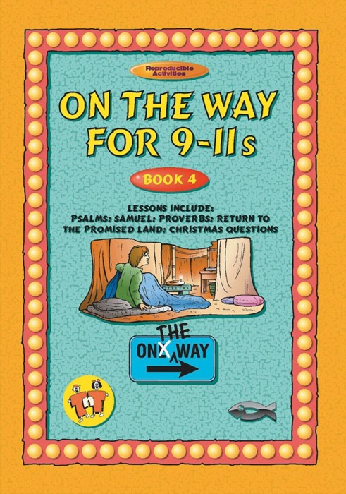 On The Way 9-11's - Book 4 (Paperback)