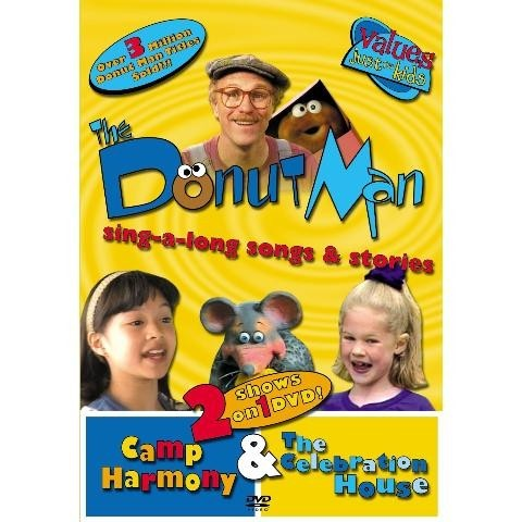 Donut Man - Camp Harmony & The Celebration House (DVD)