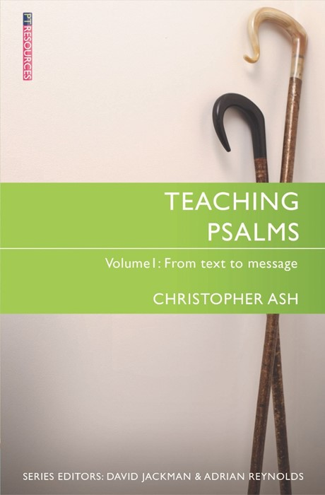 Teaching Psalms Vol. 1 (Paperback)