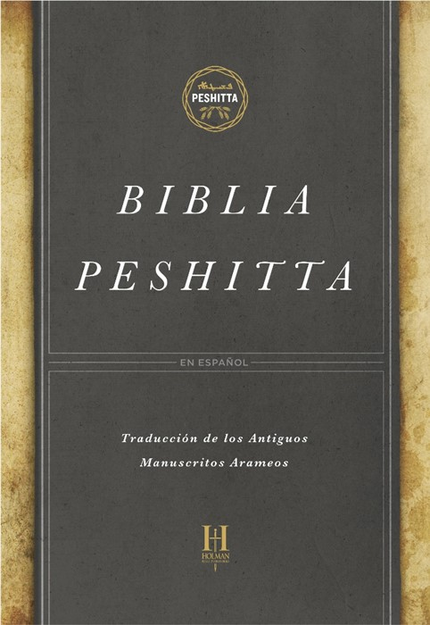 Biblia Peshitta, tapa dura (Hard Cover)