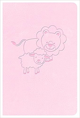 CSB Baby's New Testament with Psalms, Pink LeatherTouch (Imitation Leather)