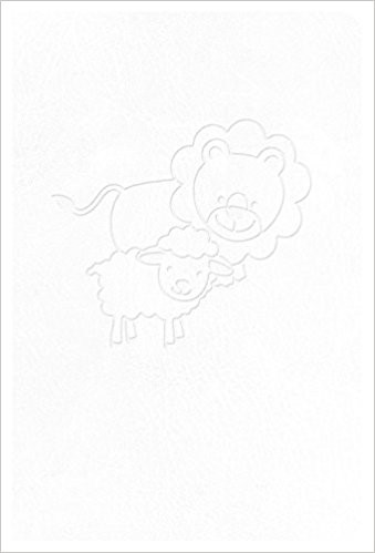 CSB Baby's New Testament with Psalms, White LeatherTouch (Imitation Leather)
