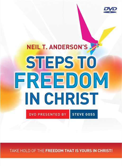 Steps To Freedom In Christ (DVD)