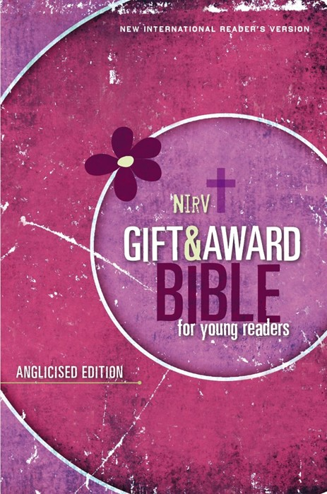 NIrV: Gift & Award Bible For Young Readers, Anglicised, Pink (Paperback)