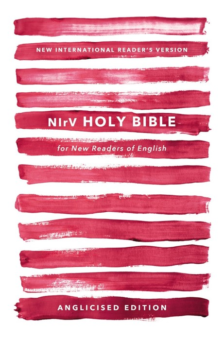 NIrV Holy Bible For New Readers Of English, Anglicised, Pin (Paperback)