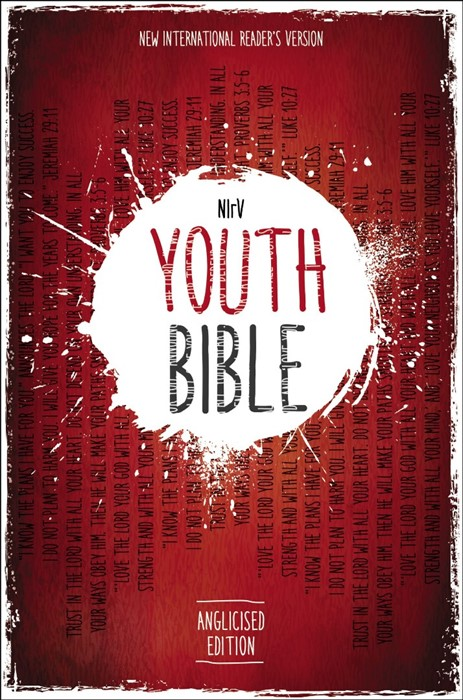 NIrV: Youth Bible, Anglicised, HB (Hard Cover)