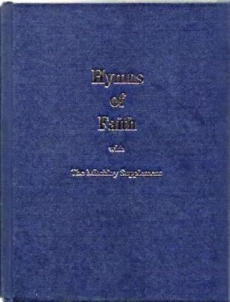 Hymns of Faith Words Ed (Hard Cover)