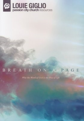 Breath on a Page DVD (DVD)