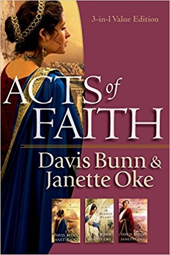 Acts of Faith, 3 in 1 Edition (Hard Cover)