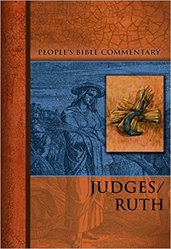 Judges/Ruth - People's Bible Commentary (Paper Back)
