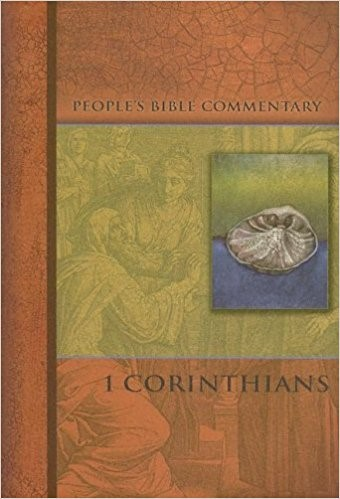 1 Corinthians - People's Bible Commentary (Paper Back)