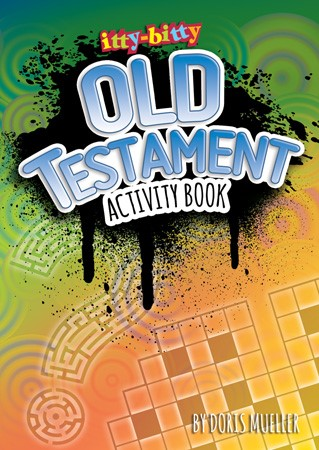 Itty Bitty: Old Testament Activity Book (Paper Back)