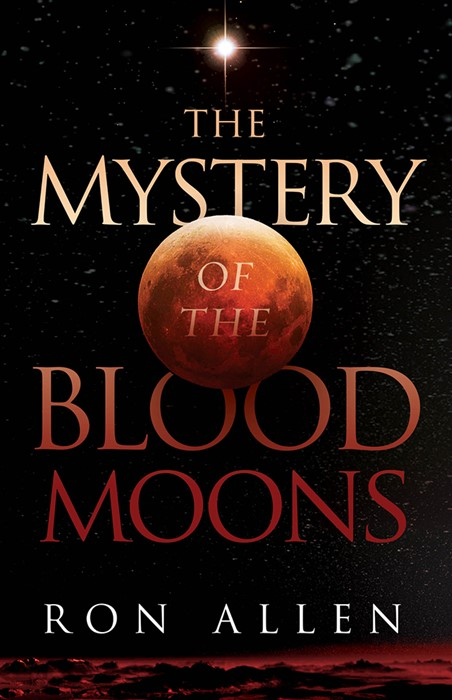 The Mystery Of The Blood Moons (Paper Back)