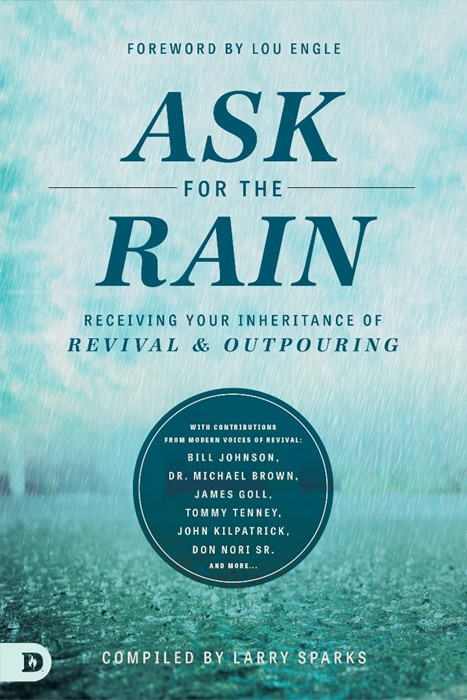 Ask For The Rain (Paper Back)