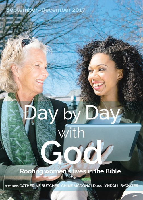 Day By Day With God September - December 2017 (Paper Back)