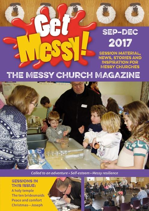 Get Messy! September - December 2017 (Paper Back)