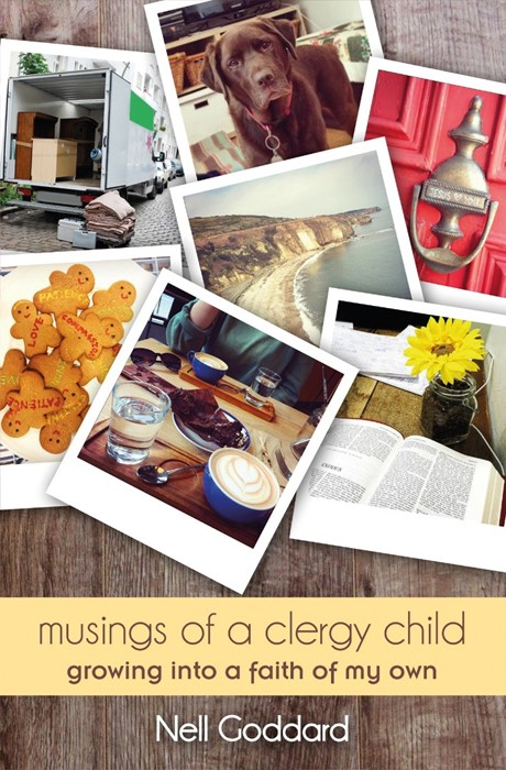 Musings Of A Clergy Child (Paper Back)