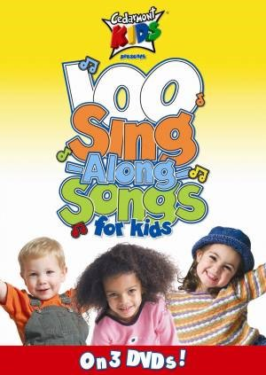 Kids Classics: 100 Singalong Songs For Kids DVD (DVD Audio)