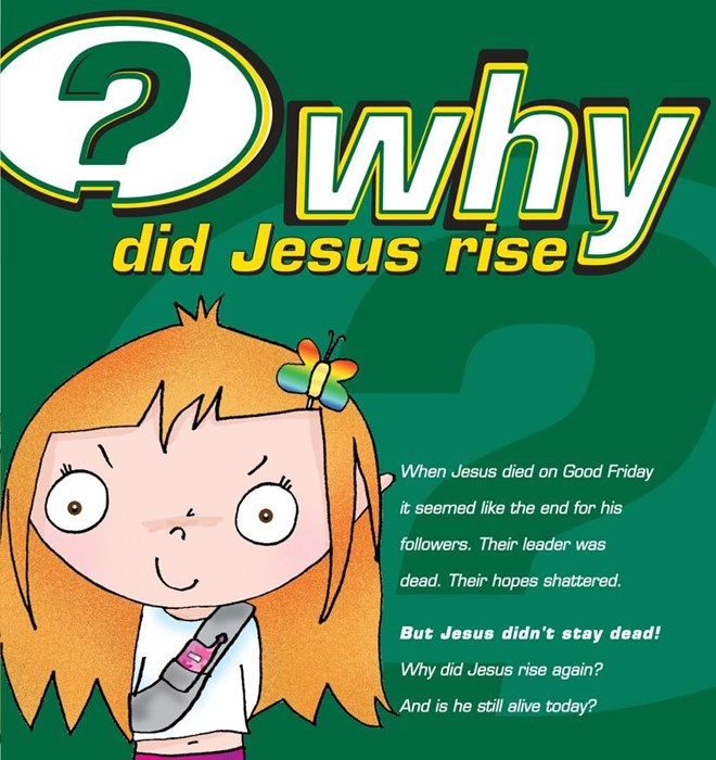 Why Did Jesus Rise? (Tracts)
