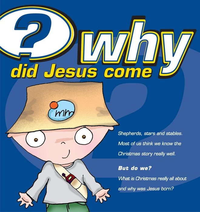 Why Did Jesus Come? (Tracts)