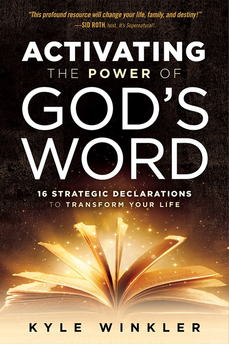 Activating The Power Of God's Word (Paper Back)