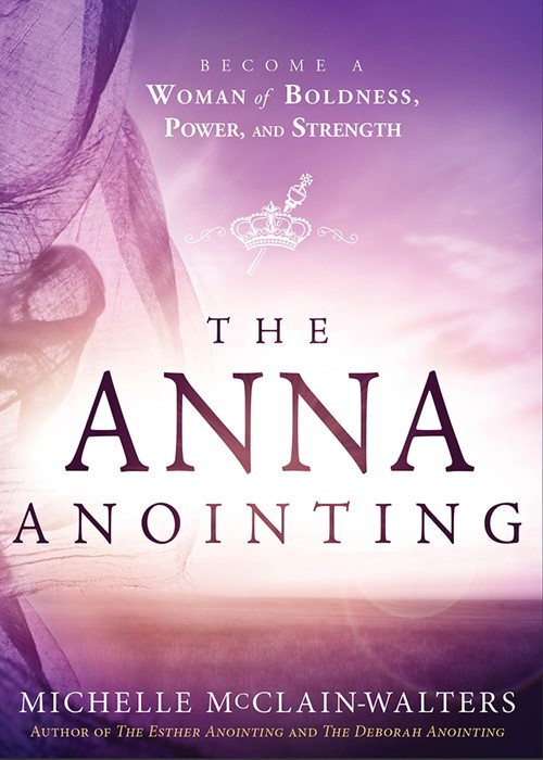 The Anna Anointing (Paper Back)