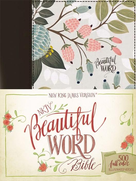 NKJV Beautiful Word Bible HB (Hard Cover)