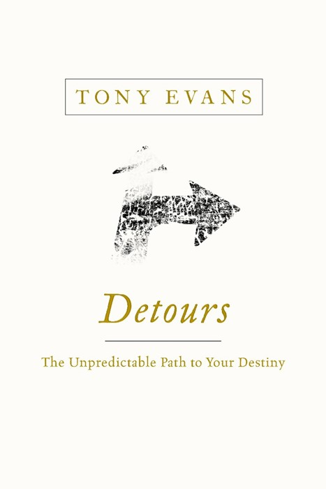 Detours: The Unpredictable Path To Your Destiny (Hard Cover)