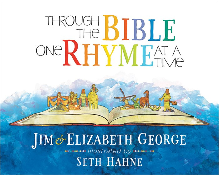 Through The Bible One Rhyme At A Time (Hard Cover)