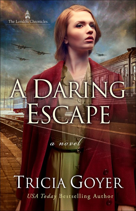 Daring Escape, A (Paperback)