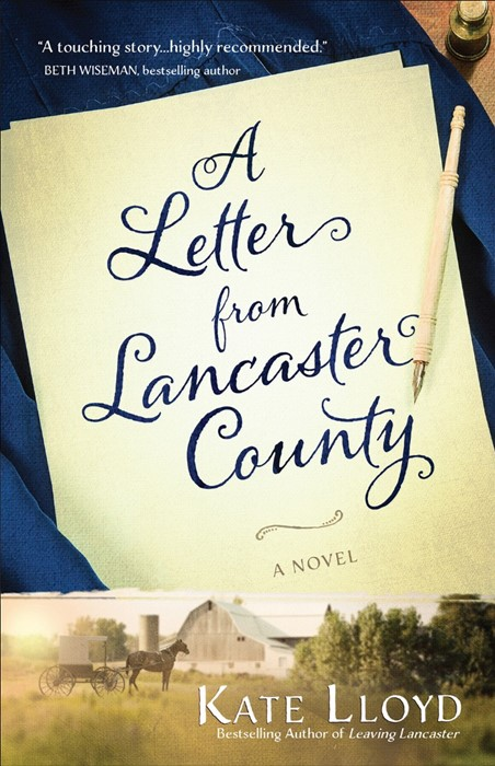 Letter From Lancaster County, A (Paper Back)